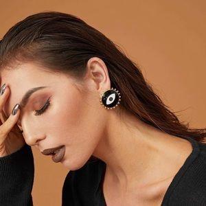 3/$30 💛 Evil Eye Stud Earrings